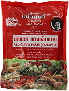 mae ploy red curry paste nutrition