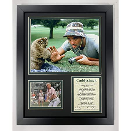 2019 Masters Champion Trophy Legends Never Die Tiger Woods 18 x 22 Framed Double Matted Photo