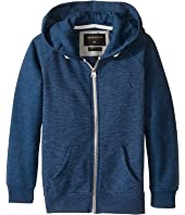 Quiksilver Kids - Everyday Zip Fleece Top (Toddler/Little Kids)