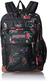 JanSport Huntington Backpack - Lightweight Laptop Bag | Edo Floral