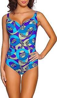 Feba Push Up Costume da Bagno Intero per Donna 2ST2R