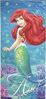 Disney Little Mermaid Ariel Splash 100% Cotton 28