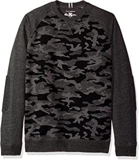 Robert Graham Men's Mooers Long Sleeve Crew Kneck Knit