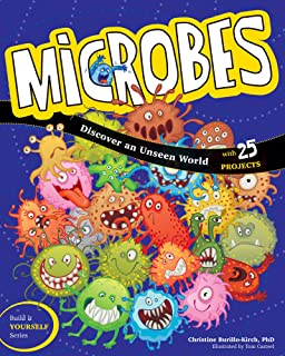 Microbes: Discover an Unseen World (Build It Yourself)
