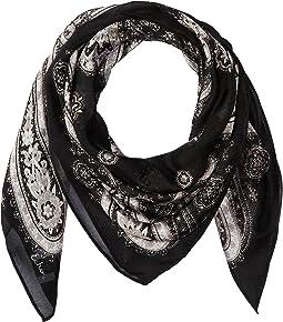 Echo Design - Bruny Island Paisley Silk Scarf