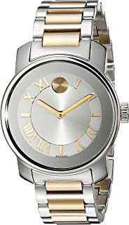 Women's 3600245 Two-Tone Stainless Steel Watch