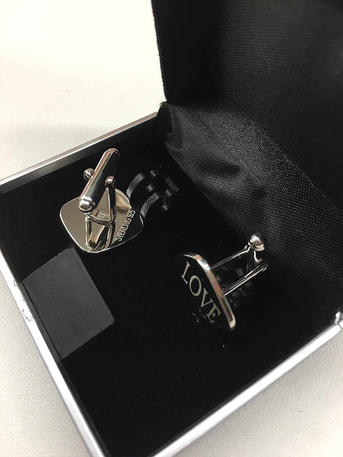Ranking TOP9 Sterling silver square Oklahoma City Mall cufflinks