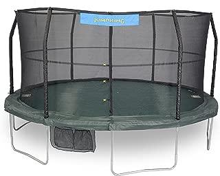 JumpKing 6 Legs Trampoline and Enclosure, 15'