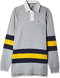Tommy Hilfiger Women's Dm0Dm05156-Grey T-Shirts