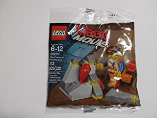 LEGO The Piece of Resistance Movie Set 30280 with Emmet Minifigure