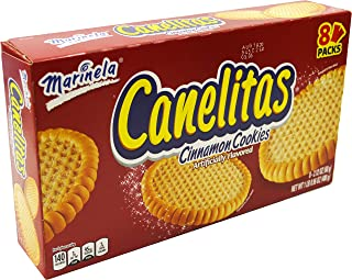 Marinela Canelita En Caja Cinnamon Cookies Box, 16.96 oz