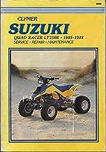 Suzuki Quad Racer Lt250R: 1985-1988 : Service-Repair-Maintenance/M-380