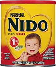 NESTLE NIDO Kinder 1+ Powdered Milk Beverage 1.76 lb. Canister