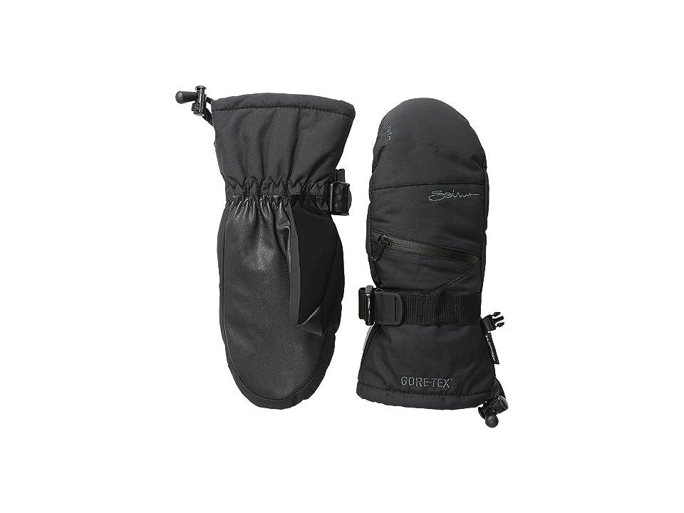 Seirus Gore-Tex(r) Soundtouch Prism Mitt (Black) Ski Gloves