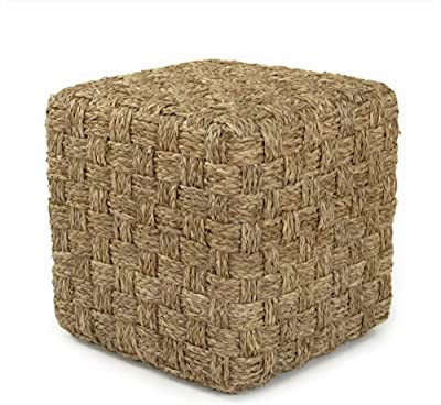 Superb Amazon Com Simpli Home Axcpf 03 Graham Transitional Square Short Links Chair Design For Home Short Linksinfo