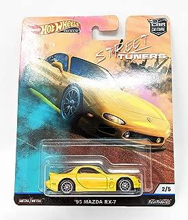 Hot Wheels Car Culture 96 Mazda RX-7