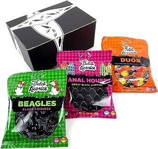 Best black licorice gift set Reviews
