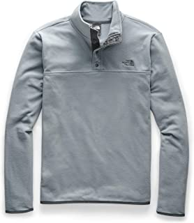 Men's TKA Glacier Snap-Neck Pullover Sweatshirt