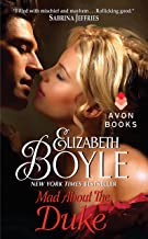 Mad About the Duke (The Bachelor Chronicles Book 7)