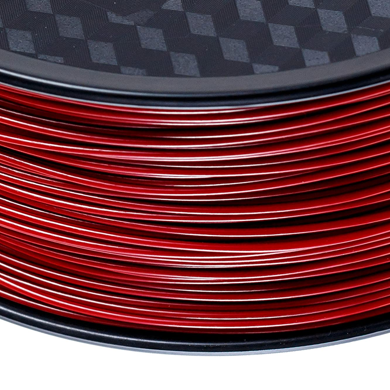 Paramount 3D ABS (Iron Red) 1.75mm 1kg Filament [IRRL30111815A]