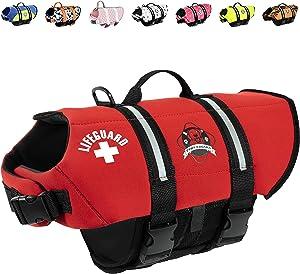 Paws Aboard's Dog Life Jacket