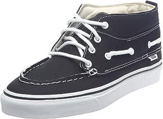 Vans Men's Off The Wall Chukka Del Barco Black/White Skateboarding Shoes 0NJ96BT