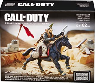 Mega Construx Call of Duty Horseback Assault