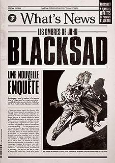 Blacksad : What's News