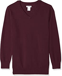 burgundy sweater toddler boy