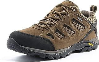 Wantdo Men's Waterproof Hiking Shoes Outdoor Trekking shoes for Outdoor Camping