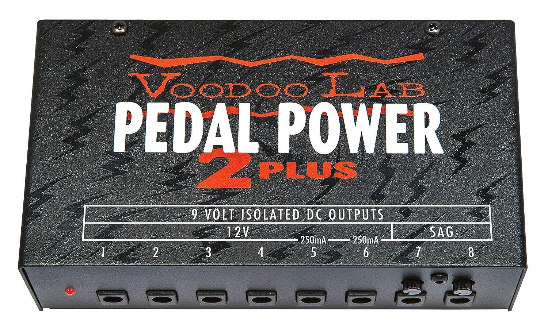 エフェクター画像 VooDoo LAB Pedal Power 2 Plus