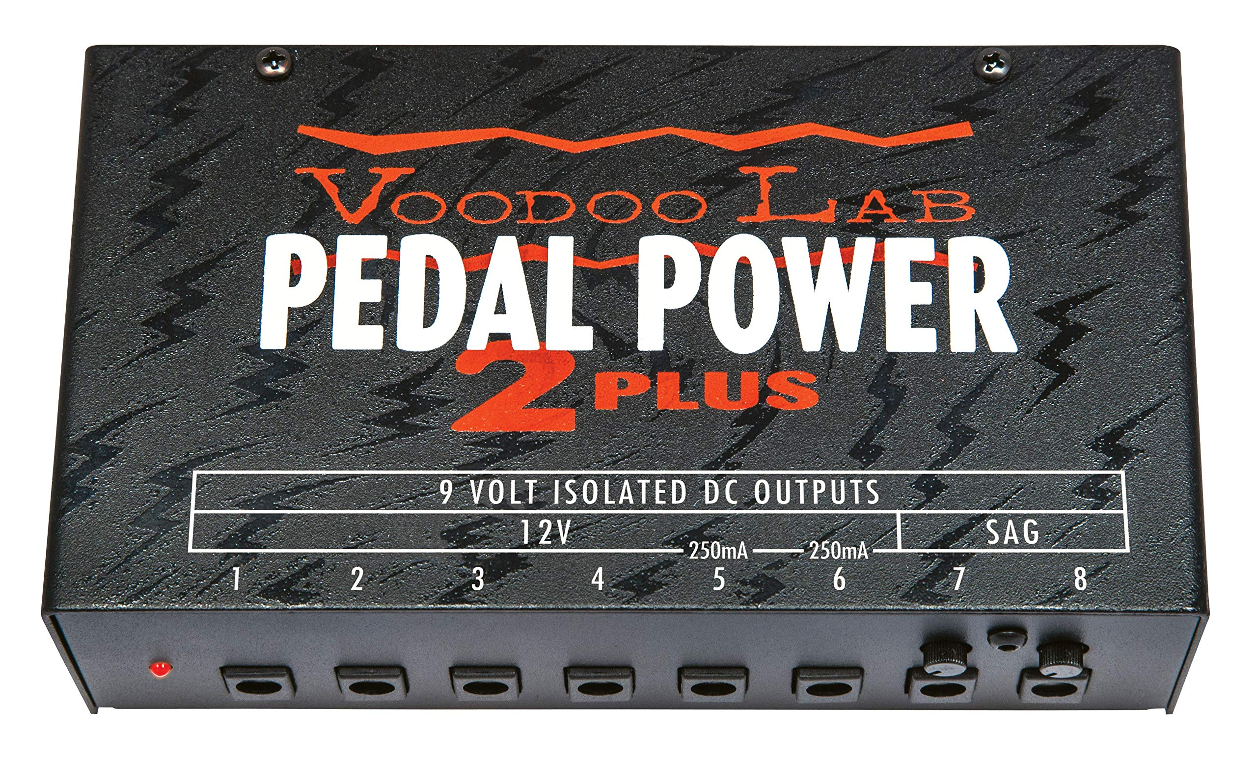 Voodoo Lab Pedal Isolated Supply