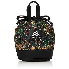 Cinch Bag M: Tropical Forest