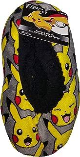 Pokemon Pikachu Slipper Socks - S/M