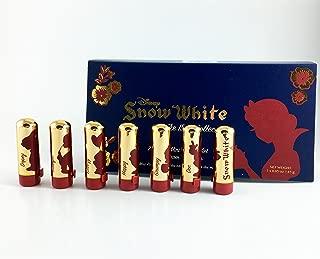 Snow White: 7 Dwarfs Mini Lipstick Set