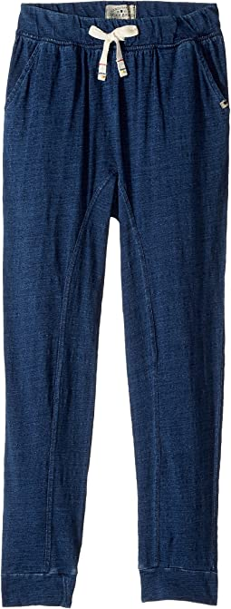 Lucky Brand Kids - Indy Jogger w/ Zipper Pockets (Big Kids)