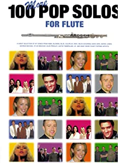 100 More Pop Solos For Flute – Partituras para Flauta