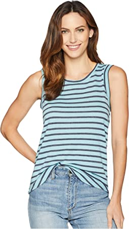 Sea Breeze Overdye Riviera Stripe