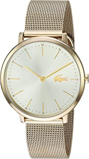 Moon Champagne Dial Stainless Steel Ladies Watch 2001000