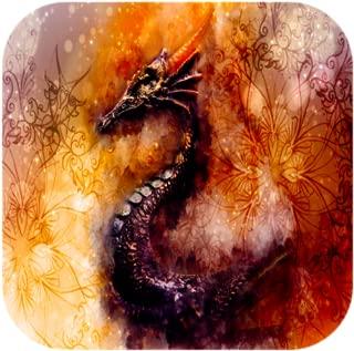 Amazing Dragon Wallpaper