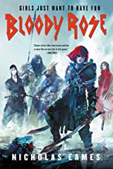 Bloody Rose (The Band) Kindle Edition