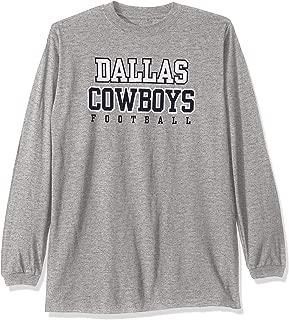 Dallas Cowboys Boys' Practice LS Youth