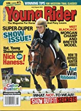Young Rider July August 2007 The Magazine For Horse And Pony Lovers SUPER SHOW ISSUE Hot, Young Showjumper Nick Haness COLOR POSTERS Meet Black Jack Morgan Champ & Breyer Model