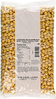 Sweetworks Sixlets Shimmer, Gold, 2 Pound