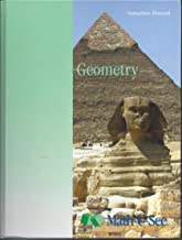 Geometry Instruction Manual