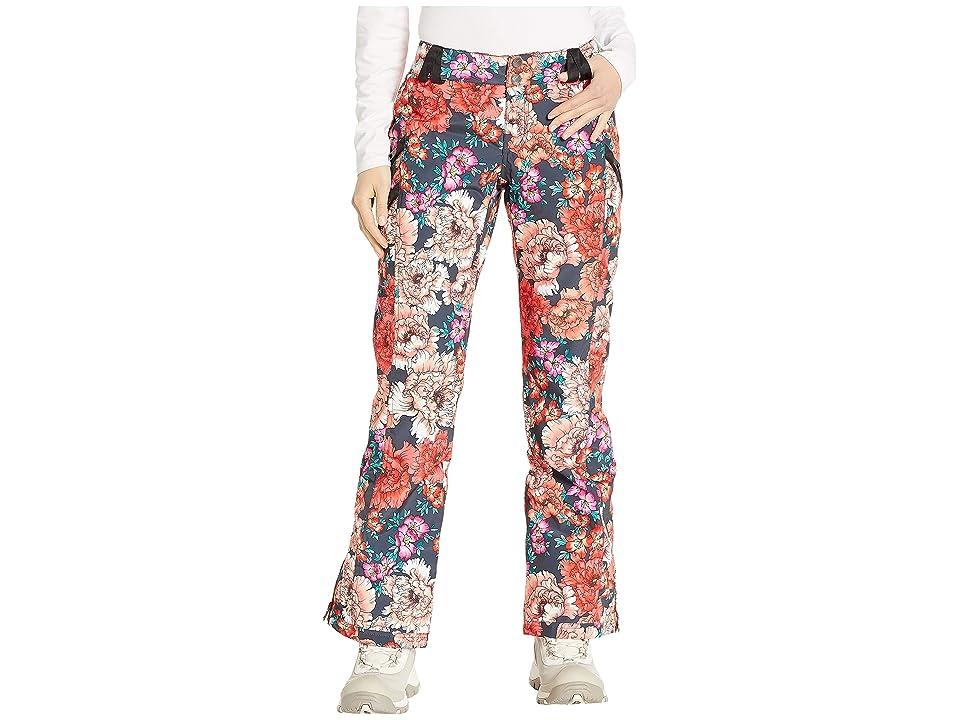 Obermeyer Harlow Pants (Pinks In Posy) Women