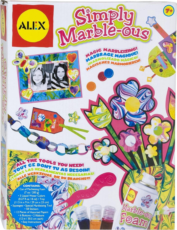 Alex Toys Craft Simply Marbleous