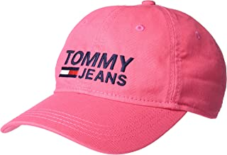Tommy Hilfiger Men's Tommy Jeans Baseball Cap, CIMARRON, OS