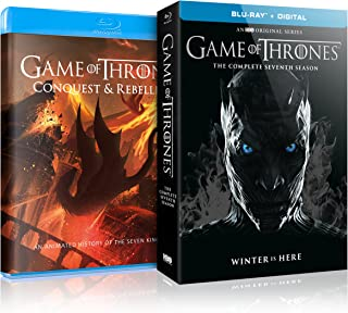 Game of Thrones: S7 (C&R/BD+DC)