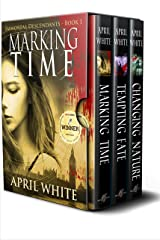 The Immortal Descendants: Books 1-3: A Strong Heroine Time Travel Adventure Series Kindle Edition